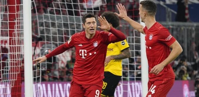 Vòng 11 Bundesliga: Bayern Munich thể hiện sức mạnh