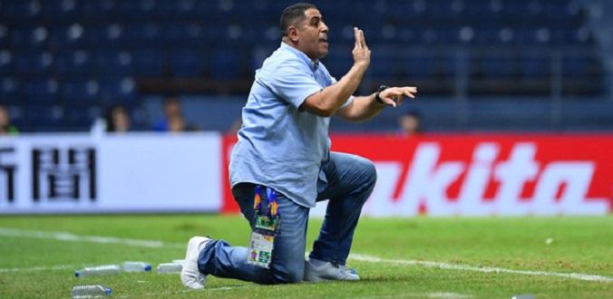 HLV U23 Jordan khẳng định sẽ đá hết mình trước U23 UAE ở lượt cuối bảng D