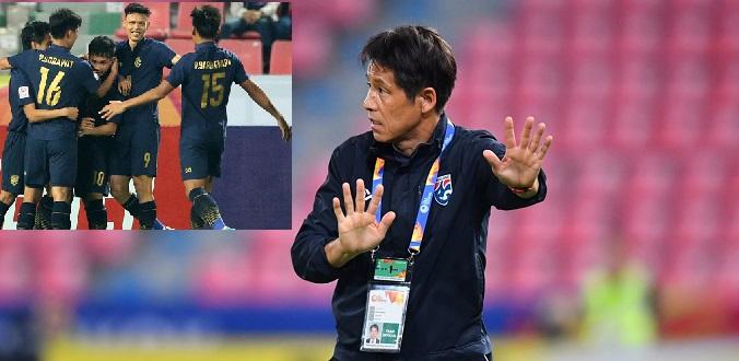 U23 Thái Lan lần đầu vào tứ kết U23 châu Á, dấu ấn Akira Nishino