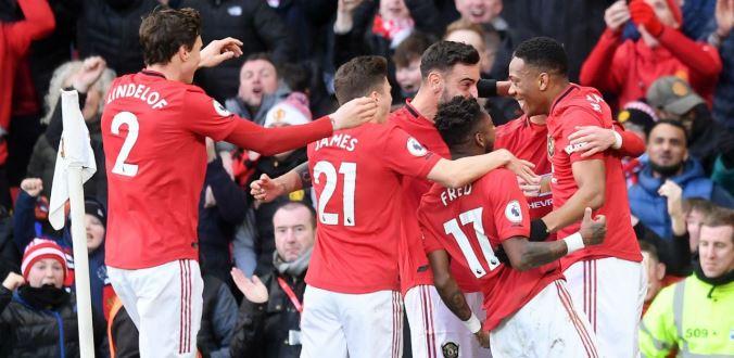 Vòng 29 Premier League: Man United hạ Man City, giúp Liverpool tiến sát ngôi vô địch