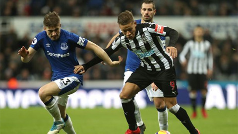 Everton vs Newcastle – Ngày 6/12/2018