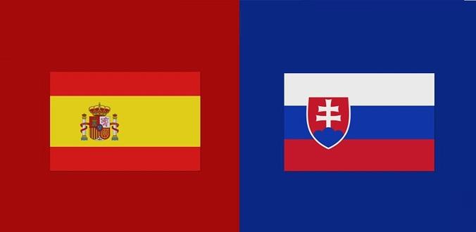 Nhận định - Soi kèo bóng đá Tây Ban Nha vs Slovakia hôm nay, 23h00 ngày 23/06