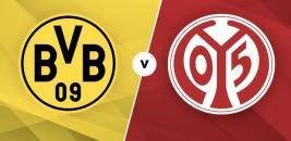 Nhận định - Soi kèo bóng đá Dortmund vs Mainz hôm nay, 21h30 ngày 16/01