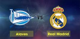 Nhận định - Soi kèo bóng đá Alaves vs Real Madrid hôm nay, 03h00 này 24/1