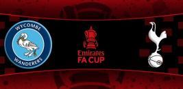 Nhận định - Soi kèo bóng đá Wycombe vs Tottenham hôm nay, 02h45 ngày 26/01