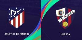 Nhận định - Soi kèo bóng đá Atletico vs Huesca hôm nay, 00h00 ngày 23/04