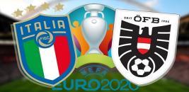 Nhận định - Soi kèo bóng đá Italia vs Áo hôm nay, 02h00 ngày 27/06