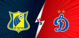 Nhận định - Soi kèo bóng đá Rostov vs Dinamo Moscow hôm nay, 00h00 ngày 24/07