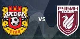 Nhận định - Soi kèo bóng đá Arsenal Tula vs Rubin Kazan hôm nay, 23h00 ngày 30/07