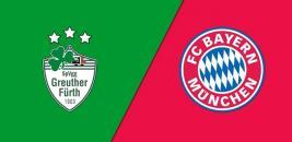 Nhận định - Soi kèo bóng đá Furth vs Bayern hôm nay, 01h30 ngày 25/09